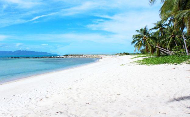 Prime Beachfront Land for Sale in Ban Tai