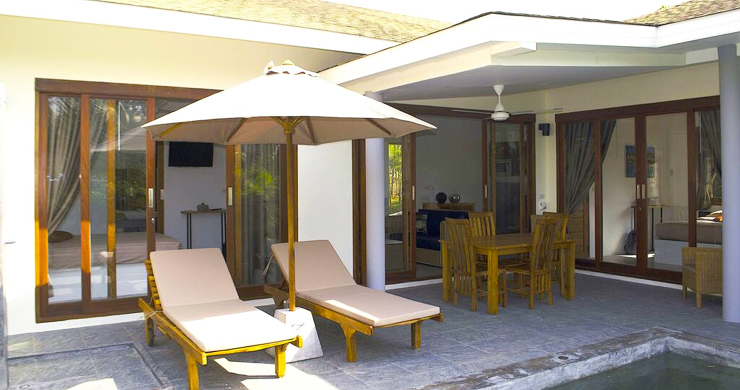 2 Bedroom Tropical Pool Villa for Sale in Lamai -1