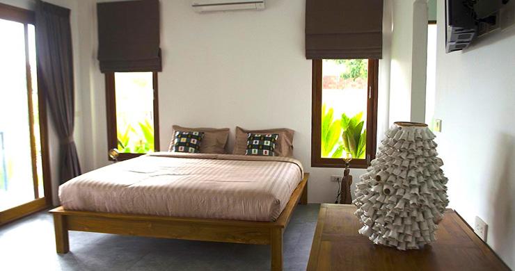 Modern 3 Bedroom Tropical Pool Villa in Lamai-6