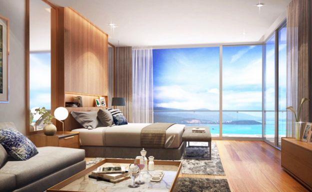 Ultra Modern Sea View Luxury Villas near Bophut Beach