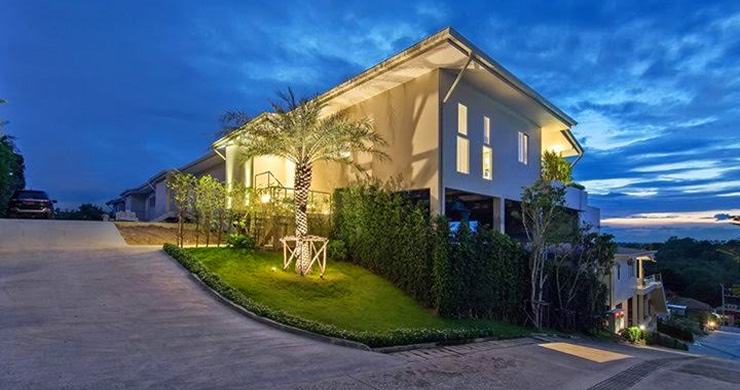 Sumptuous Sea View Modern Villa by Samrong Beach-20