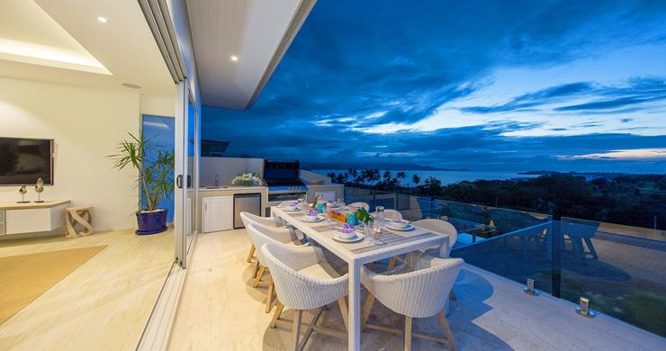 Sumptuous Sea View Modern Villa by Samrong Beach-18