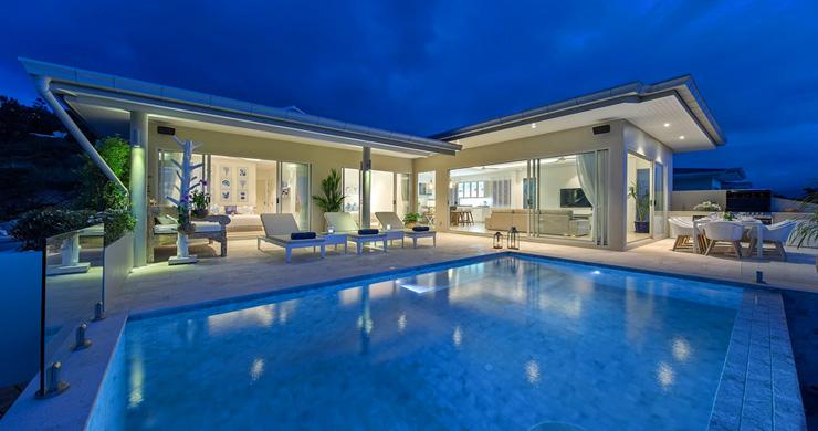 Sumptuous Sea View Modern Villa by Samrong Beach-19