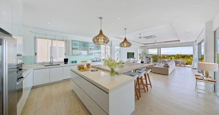 Sumptuous Sea View Modern Villa by Samrong Beach-14