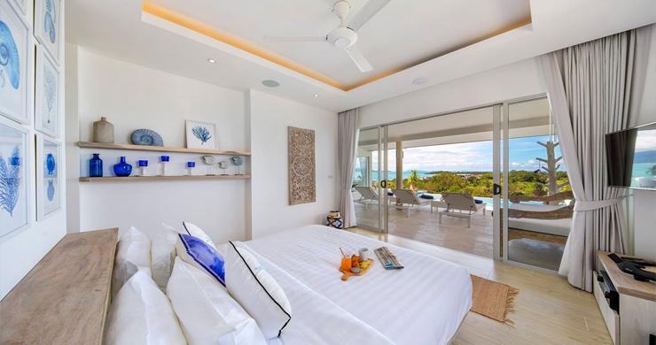 Sumptuous Sea View Modern Villa by Samrong Beach-10