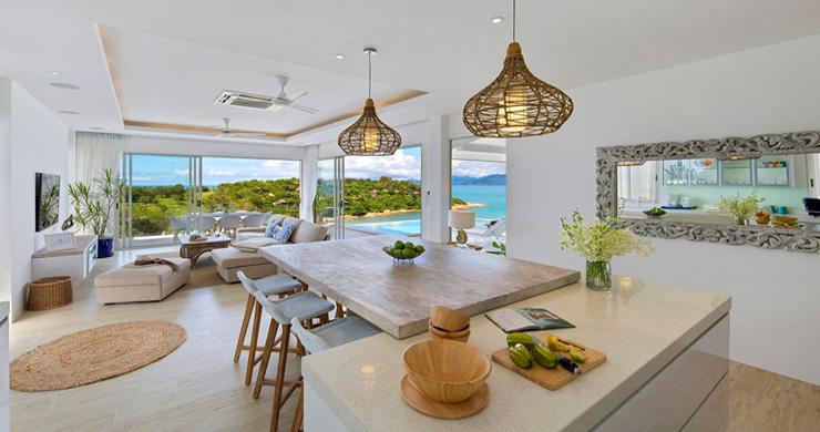 Sumptuous Sea View Modern Villa by Samrong Beach-3