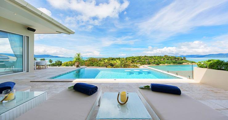 Sumptuous Sea View Modern Villa by Samrong Beach-7