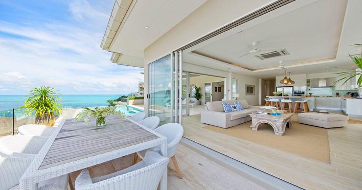 Sumptuous Sea View Modern Villa by Samrong Beach-6