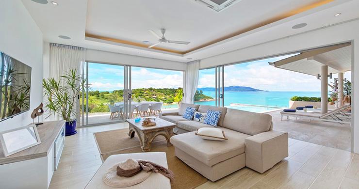 Sumptuous Sea View Modern Villa by Samrong Beach-4