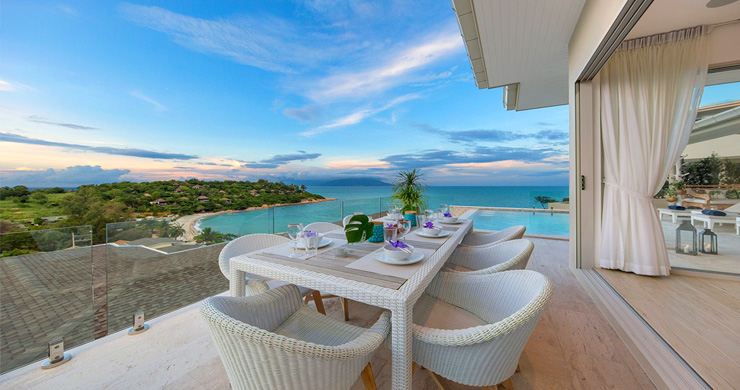 Sumptuous Sea View Modern Villa by Samrong Beach-5