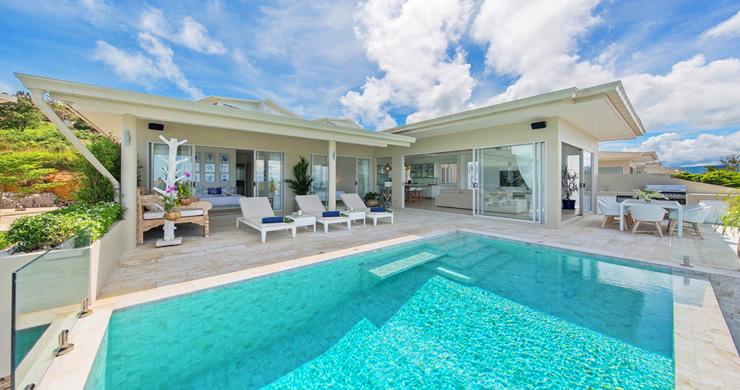 Sumptuous Sea View Modern Villa by Samrong Beach-2