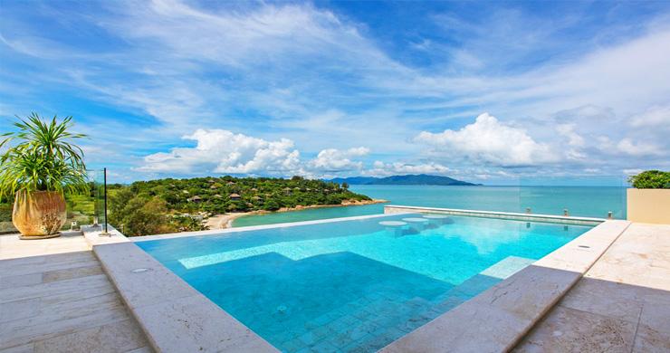 Sumptuous Sea View Modern Villa by Samrong Beach-9