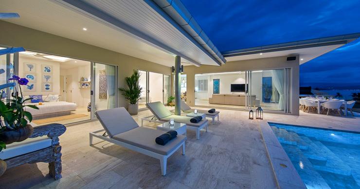 Sumptuous Sea View Modern Villa by Samrong Beach-17