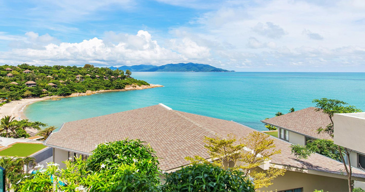 Sumptuous Sea View Modern Villa by Samrong Beach-16