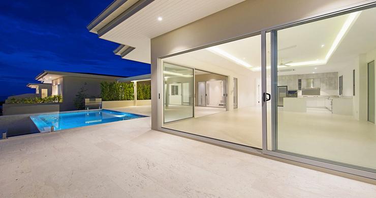 Spectacular Sea View Modern Villa by Six Senses Beach-17