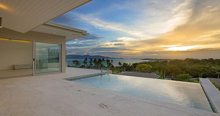 Spectacular Sea View Modern Villa by Six Senses Beach-16