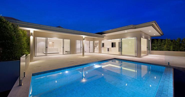 Spectacular Sea View Modern Villa by Six Senses Beach-20