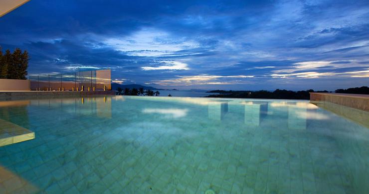 Spectacular Sea View Modern Villa by Six Senses Beach-21