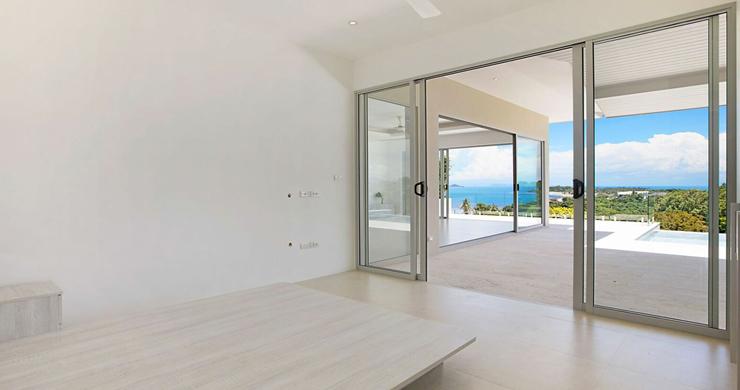 Spectacular Sea View Modern Villa by Six Senses Beach-10