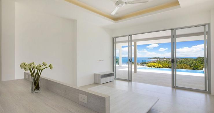 Spectacular Sea View Modern Villa by Six Senses Beach-8