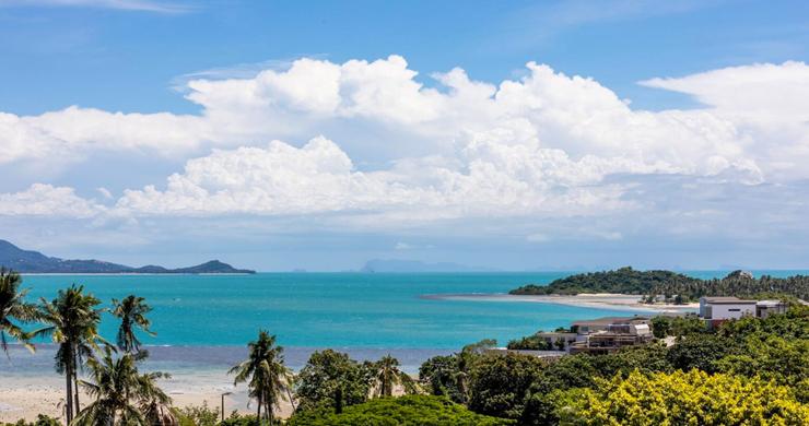 Spectacular Sea View Modern Villa by Six Senses Beach-19
