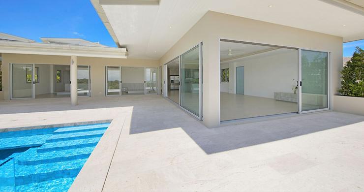 Spectacular Sea View Modern Villa by Six Senses Beach-6
