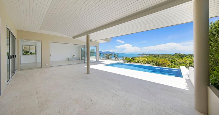 Spectacular Sea View Modern Villa by Six Senses Beach-3