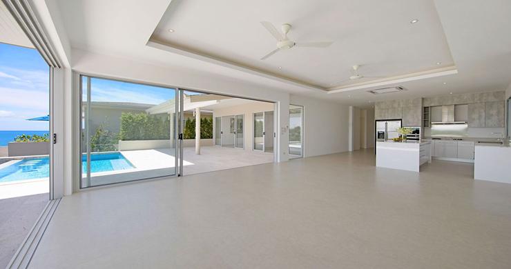 Spectacular Sea View Modern Villa by Six Senses Beach-2