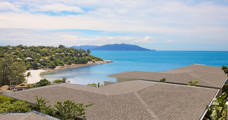 Spectacular Sea View Modern Villa by Six Senses Beach-18
