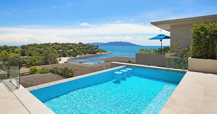 Spectacular Sea View Modern Villa by Six Senses Beach-5