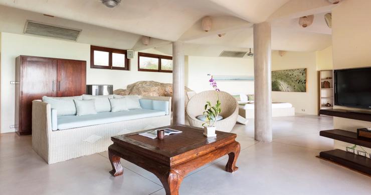Prestigious 7 Bed Beachfront Luxury Villa in Laem Set-5
