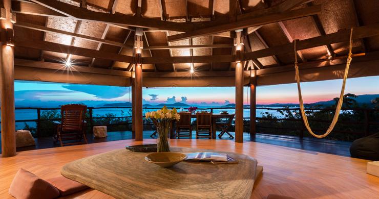 Prestigious 7 Bed Beachfront Luxury Villa in Laem Set-24
