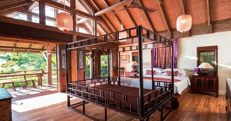 Prestigious 7 Bed Beachfront Luxury Villa in Laem Set-10