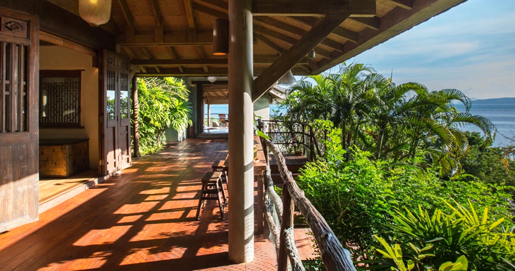 Prestigious 7 Bed Beachfront Luxury Villa in Laem Set-13