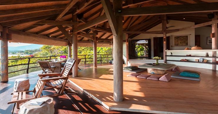 Prestigious 7 Bed Beachfront Luxury Villa in Laem Set-4