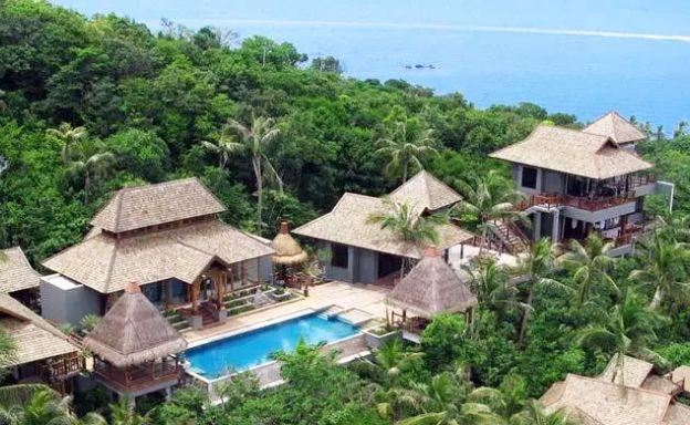 Four Seasons: Magnificent Luxury Beachfront Villas
