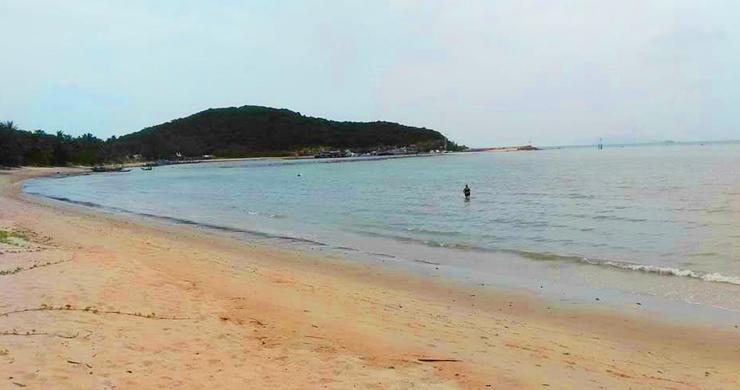 Koh Samui Beachfront Land for Sale on Lipa Noi Bay-4