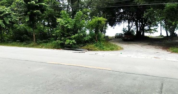 Koh Samui Beachfront Land for Sale on Lipa Noi Bay-7
