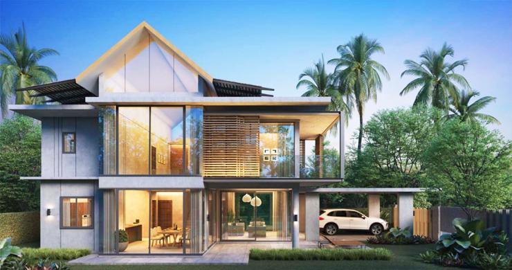 Stunning 3-4 Bedroom Luxury Pool Villas in Lamai Hills-2