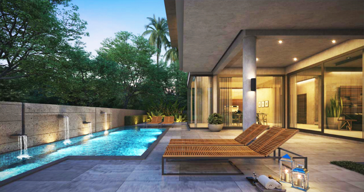 Stunning 3-4 Bedroom Luxury Pool Villas in Lamai Hills-3