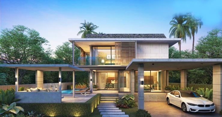 Stunning 3-4 Bedroom Luxury Pool Villas in Lamai Hills-1