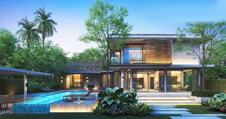 Stunning 3-4 Bedroom Luxury Pool Villas in Lamai Hills-5