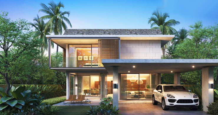 Stunning 3-4 Bedroom Luxury Pool Villas in Lamai Hills-6