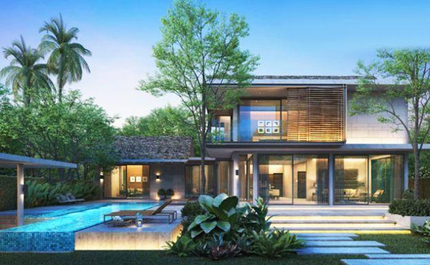 Stunning 3-4 Bedroom Luxury Pool Villas in Lamai Hills