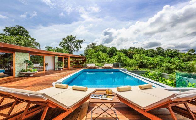 Spectacular 4 Bed Luxury Sea View Villa in Plai Laem