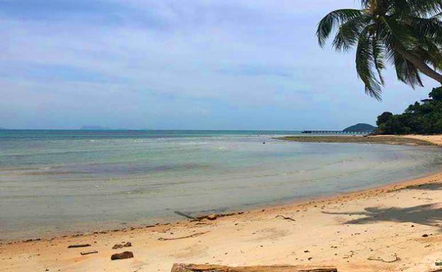 Beachfront Land on South-West Coast, Taling Ngam