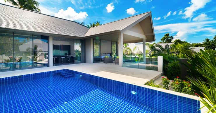 Beautiful New Modern 3 Bedroom Pool Villas in Bophut-1