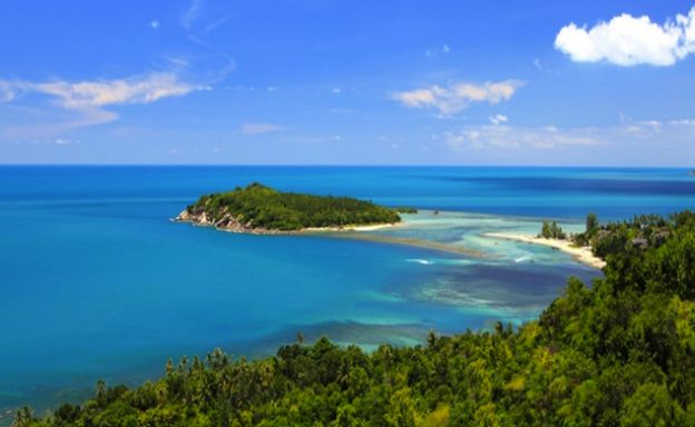 Unparalleled Panoramic Sea View Land for Sale in Chaweng