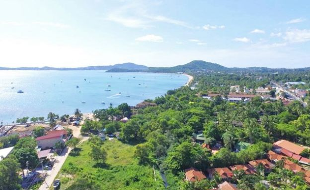 Premium Investment Land Plot by Bophut Beach