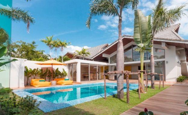 2 Bedroom Luxury Pool Villa Close to Ban Tai Beach